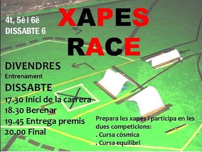 Xapes Race - 4t, 5è i 6è Pri - Club Valldaura
