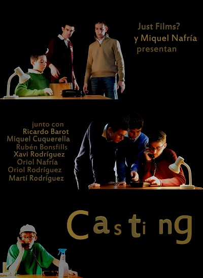 """Casting"", el curt de Valldaura, al MIF International Festival of Short Films 2013"