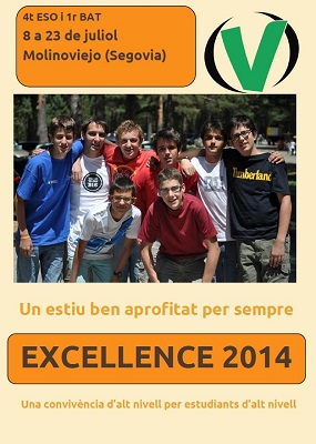Convivència Excellence (08 a 23/07/2014) - Club Valldaura